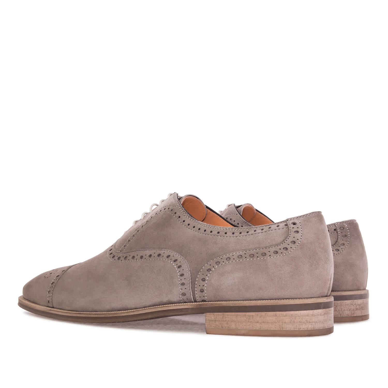 Cipele u Oxford stilu, antilop sive