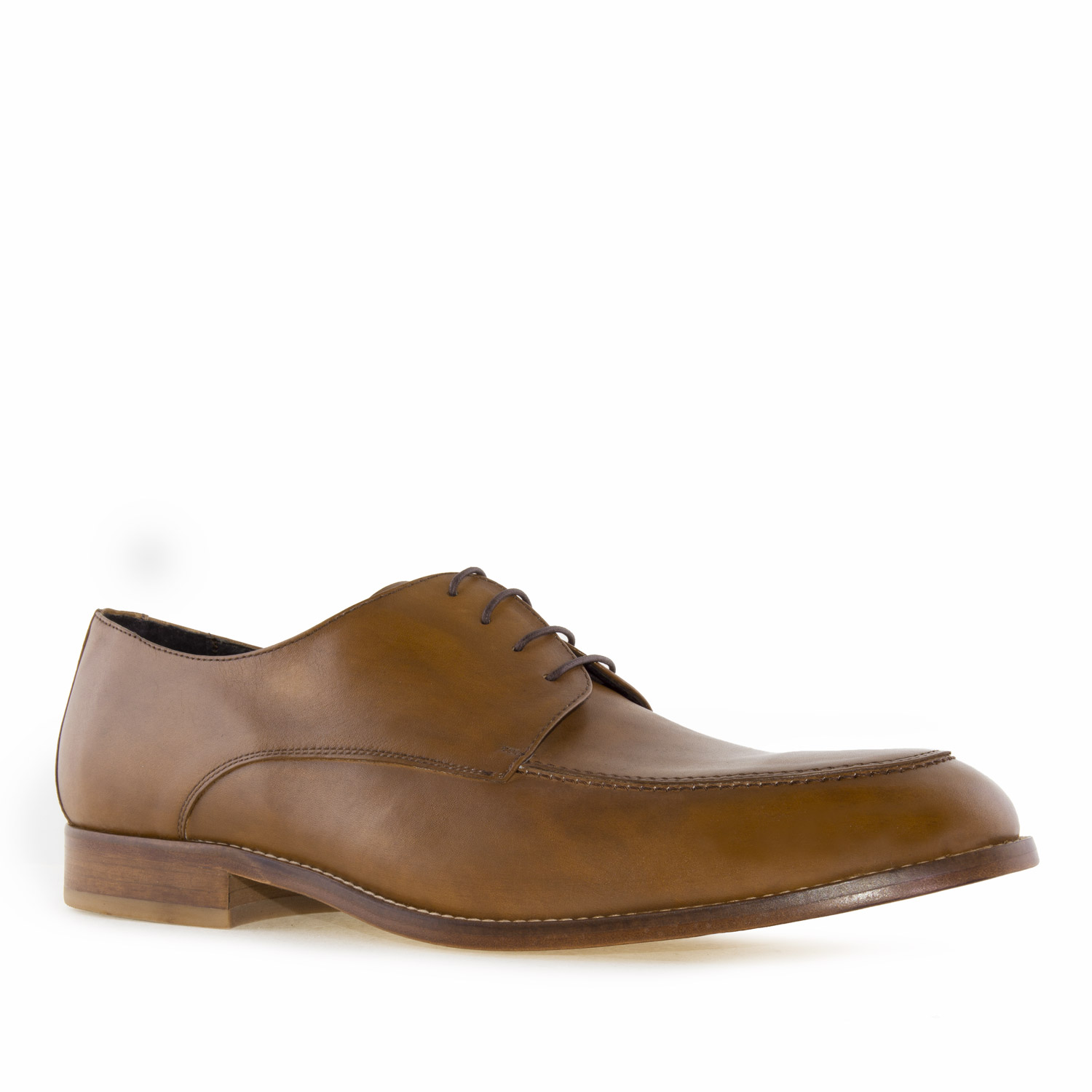 Zapato Oxford Piel Marron