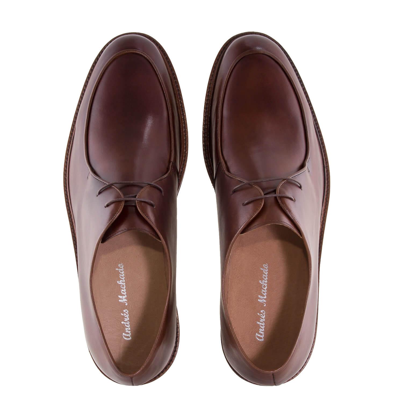 Zapato de vestir Piel Marron