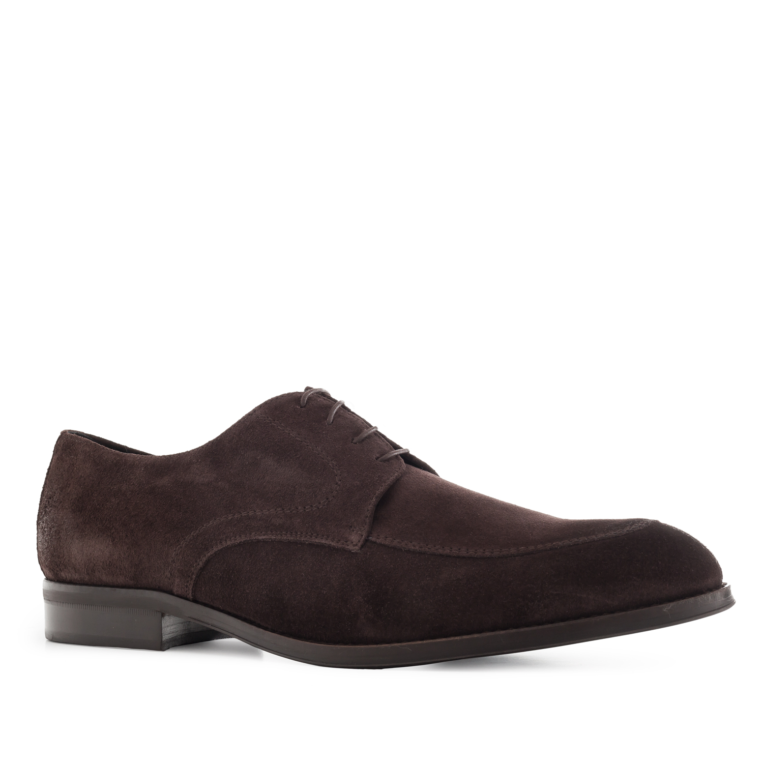 Zapatos Blucher Serraje Marron
