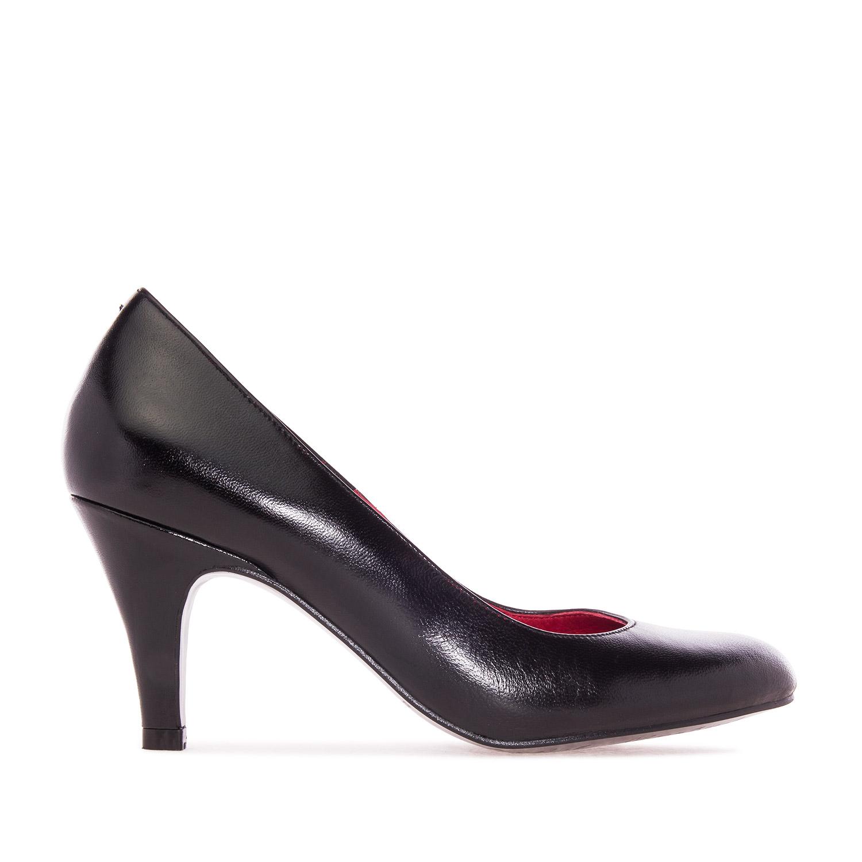 Zapato de Piel Negro
