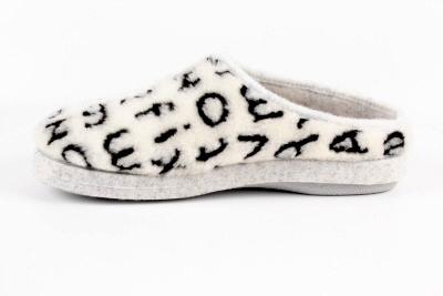 Anatomske papuče, bele