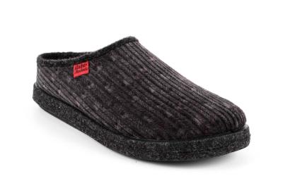 Kućne papuče, sive