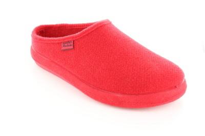 Anatomske papuče, crvene