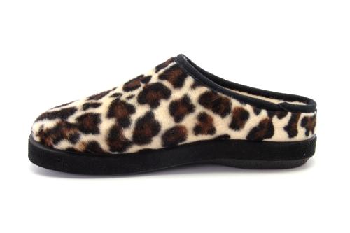 Kućne anatomske papuče, leopard
