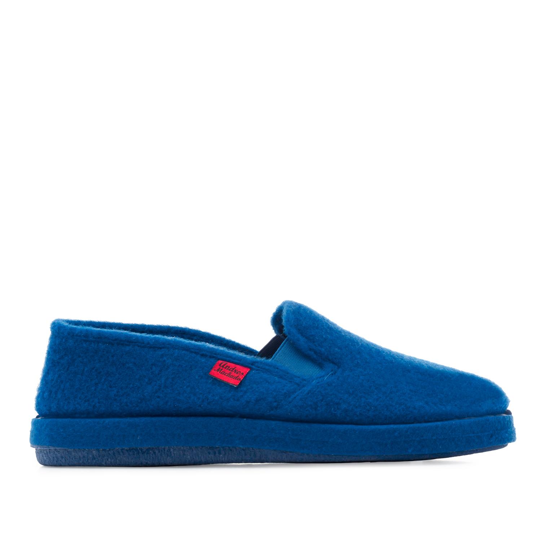 Zapatillas Alpinas Cerradas Azul