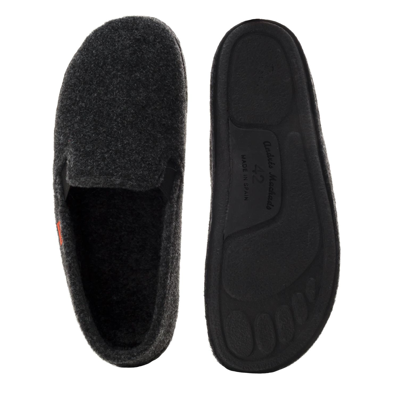 Zapatillas Alpinas Cerradas Negras