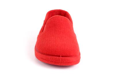 Zapatillas Alpinas Cerradas Rojas