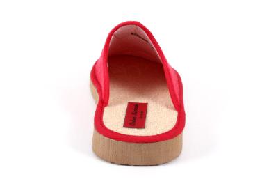 Kućne papuče, crvene