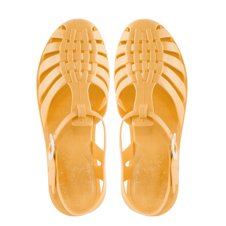 Keltaiset rantakengät