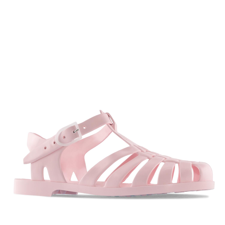 Plastične sandale, roze