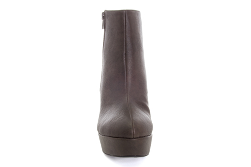 Botin Cuña Soft Marron