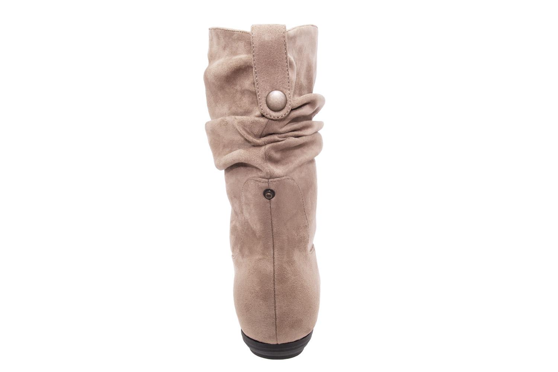Antilop čizme sa podesivom dubinom, bež