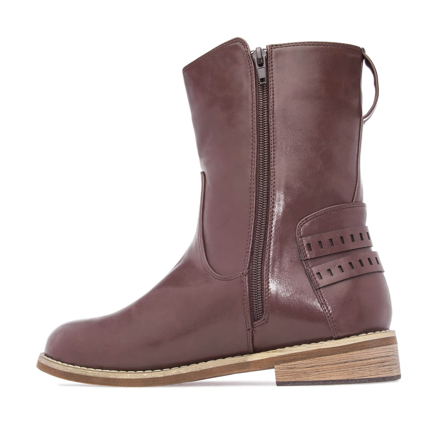 Botin en Soft Marron