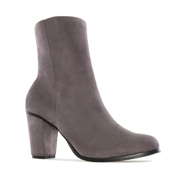 Antilop kratke čizme, sive