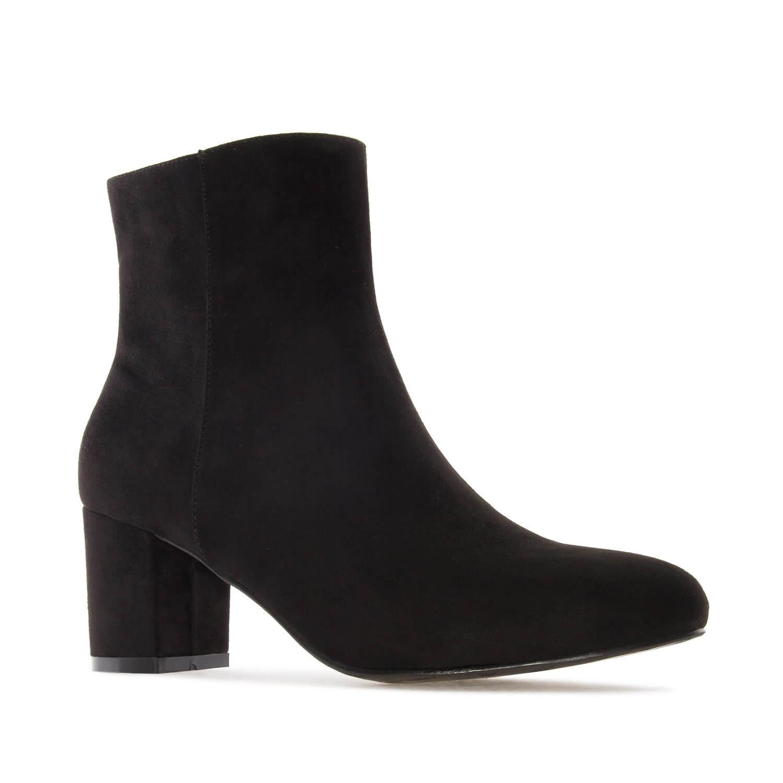 Antilop kratke čizme, crne