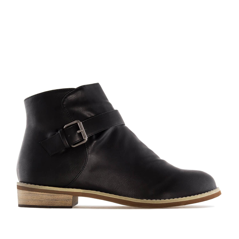 Kratke čizme, soft crne