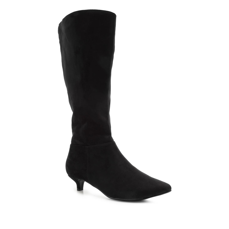 Antilop špicaste čizme, crne