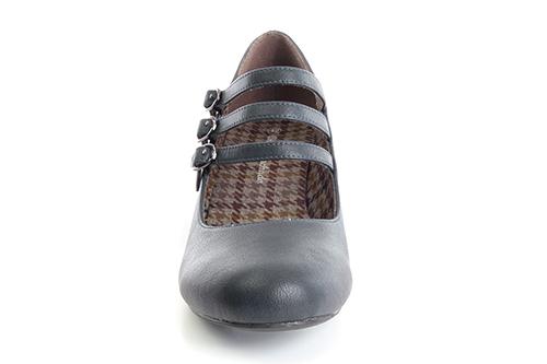 Zapatos Mary Jane en Soft Marino