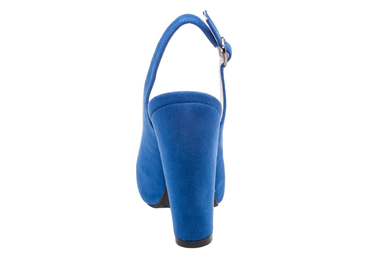 Peep-Toe Destalonado Anteliana Azulon