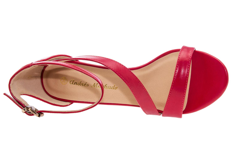 Sandalia Pulsera Soft Rojo