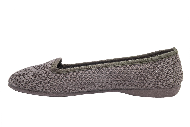 Vihreät verkkokangas kengät