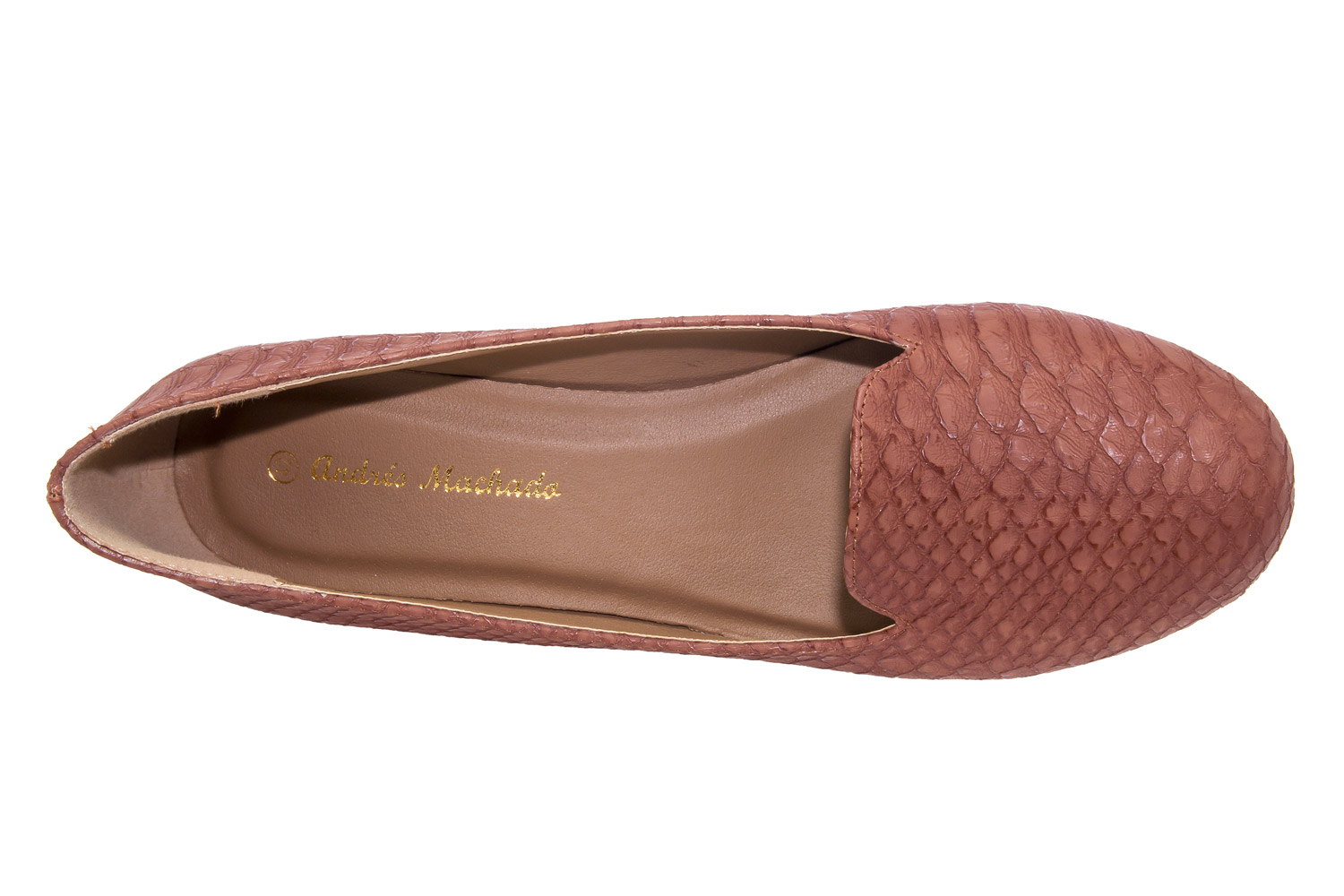Slipper Tacon Serpiente Marron