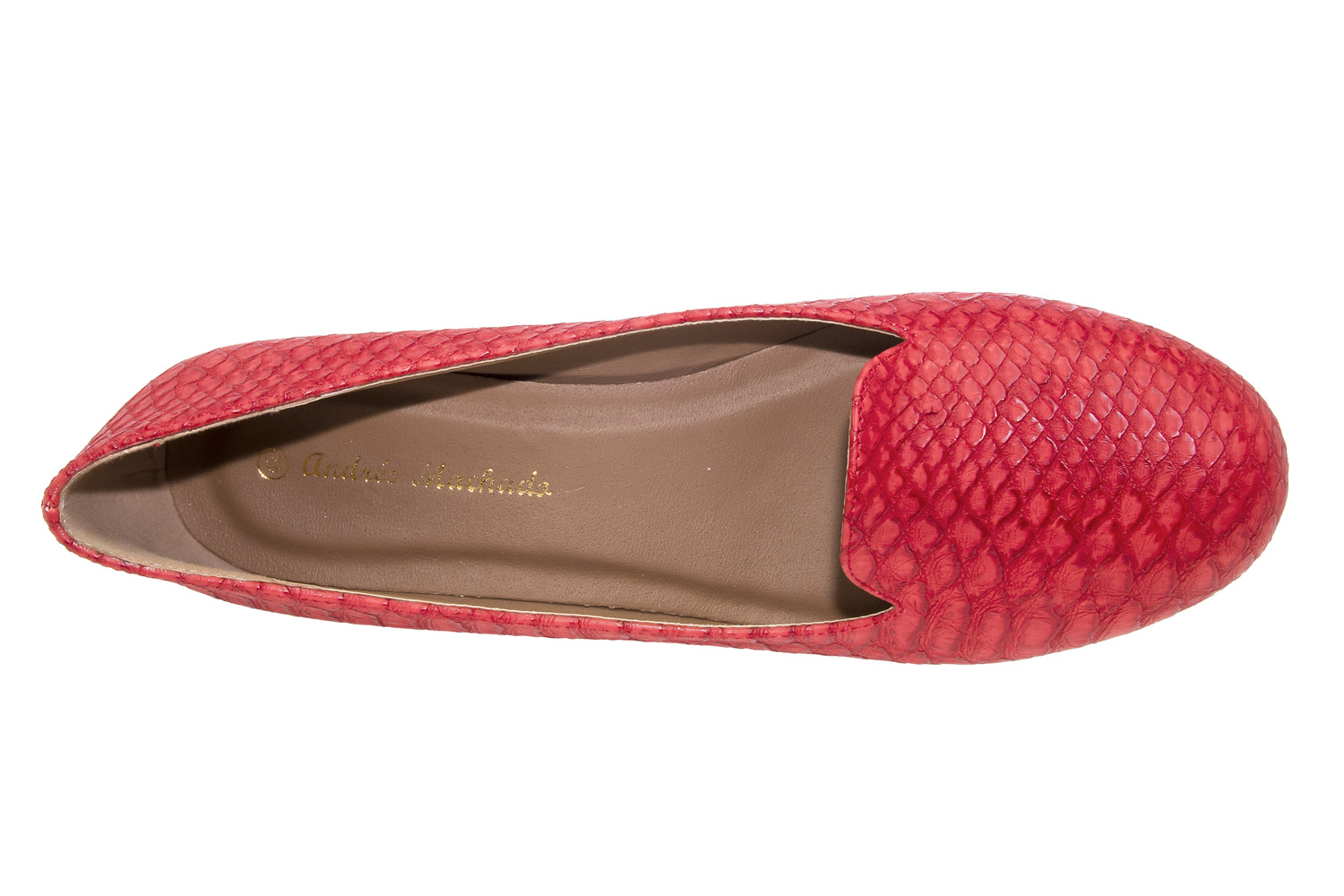 Slipper Tacon Serpiente Rojo