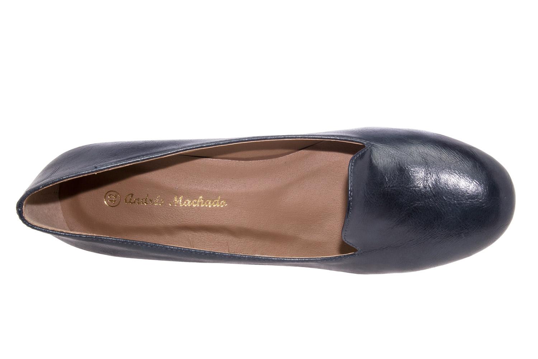 Salones Slippers en Soft Marino