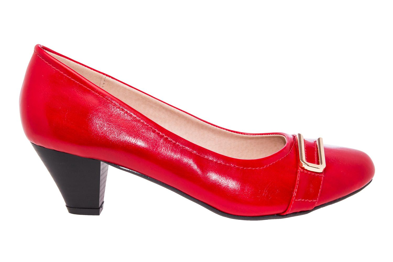 Salones en Soft Rojo