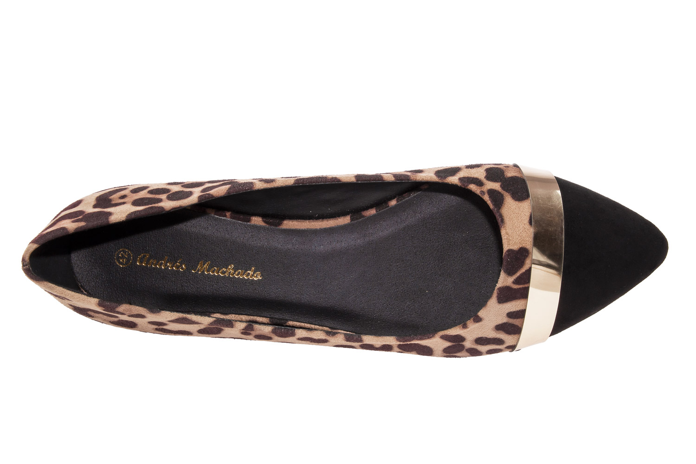 Antilop baletanke u špic, leopard dezen