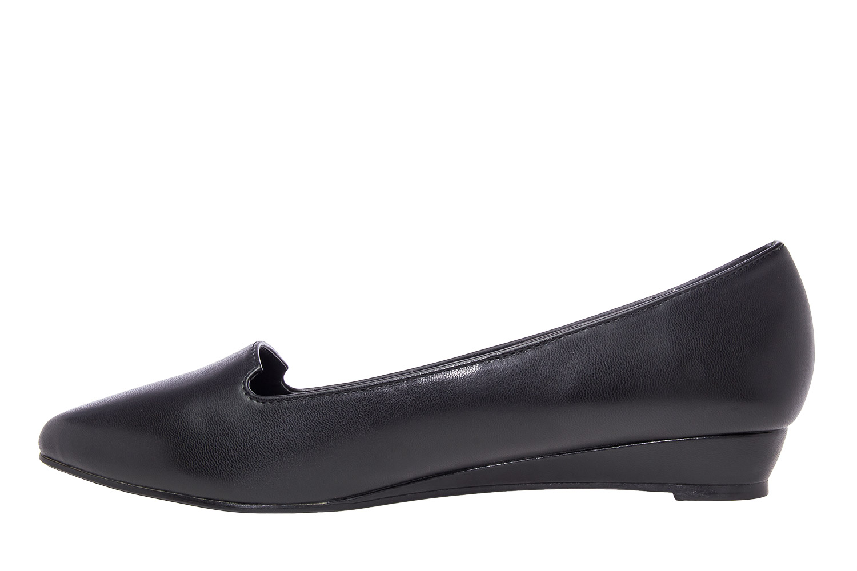 Baletanke u špic, soft crne