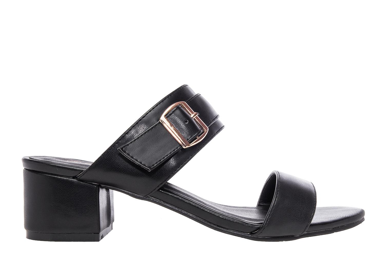 Sandalias en Soft Negro