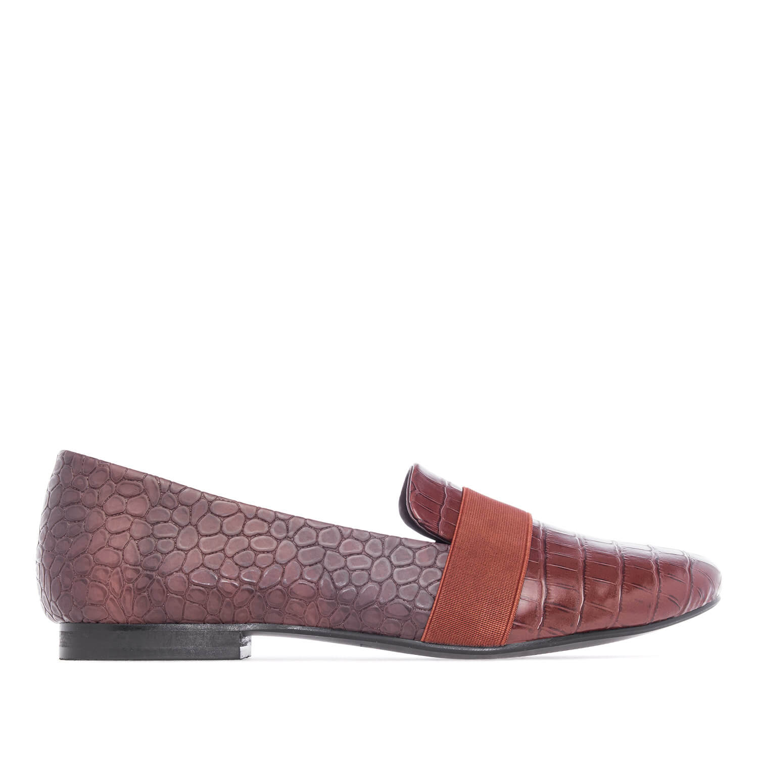 Slipper Coco Marron