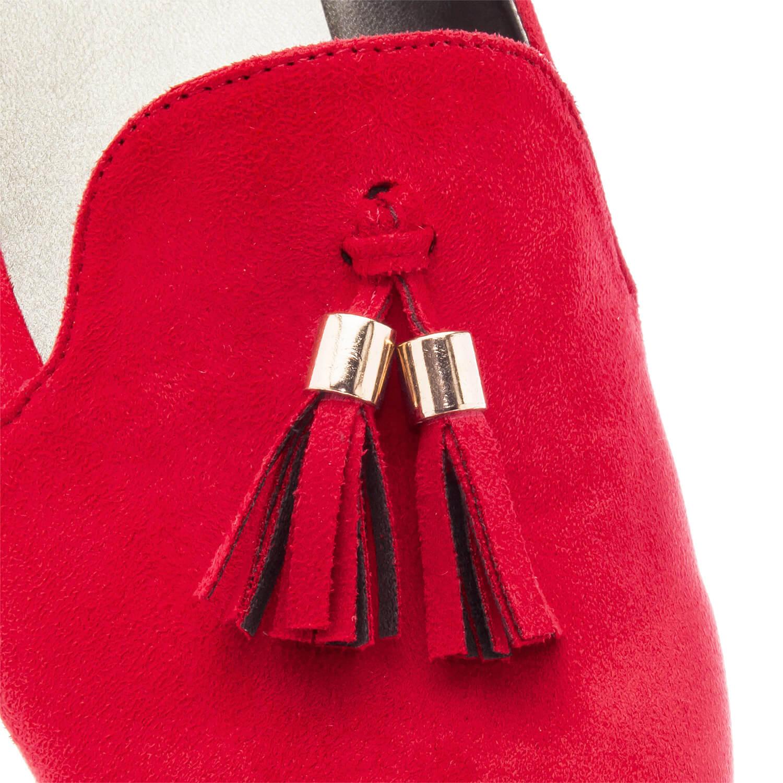 Slipper Ante Rojo