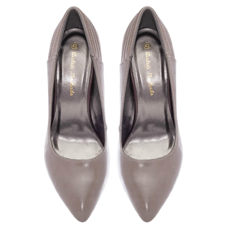 Zapato en Soft Gris