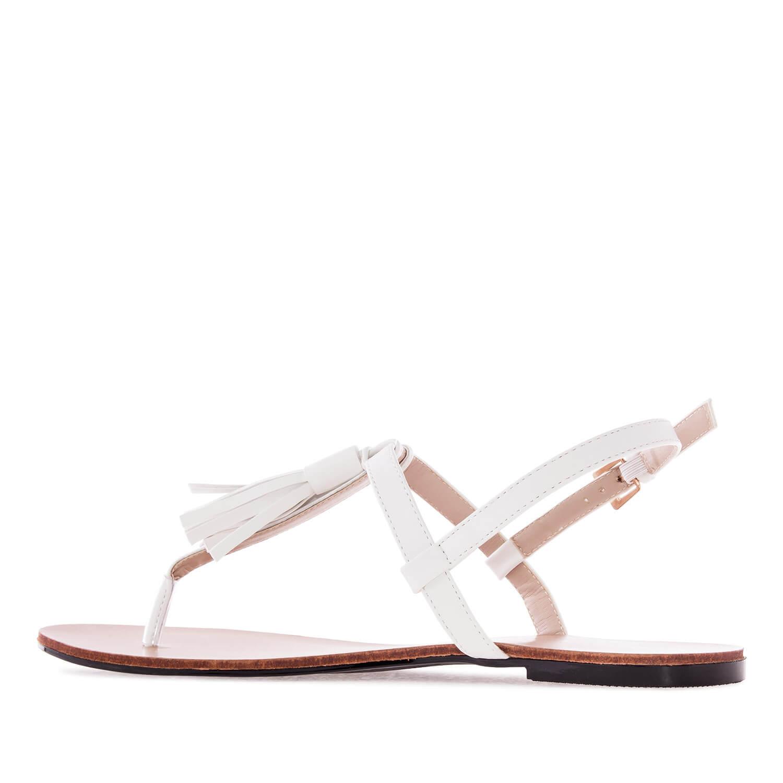 Sandalias en Soft de color Blanco.