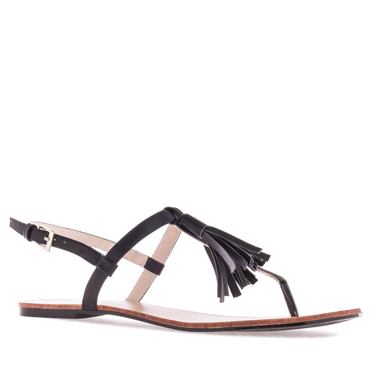 Sandalias en Soft de color Negro.