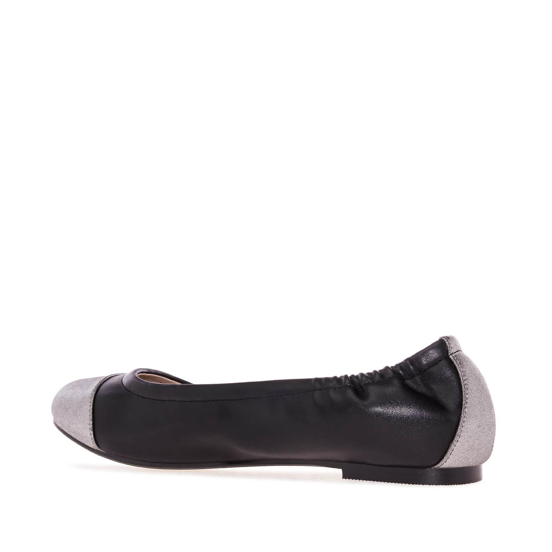 Baletanke sa elastičnom trakom, crne