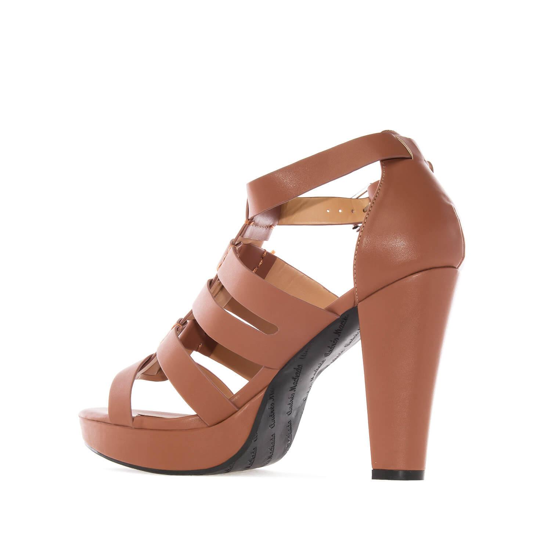 Sandalias en Soft color Marron