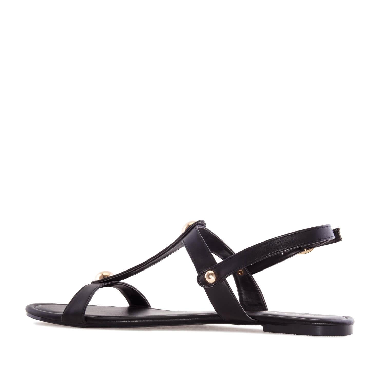 Sandalias en Soft Negro.