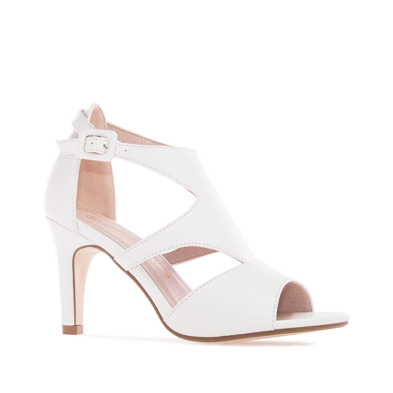 Sandales Soft Blanc