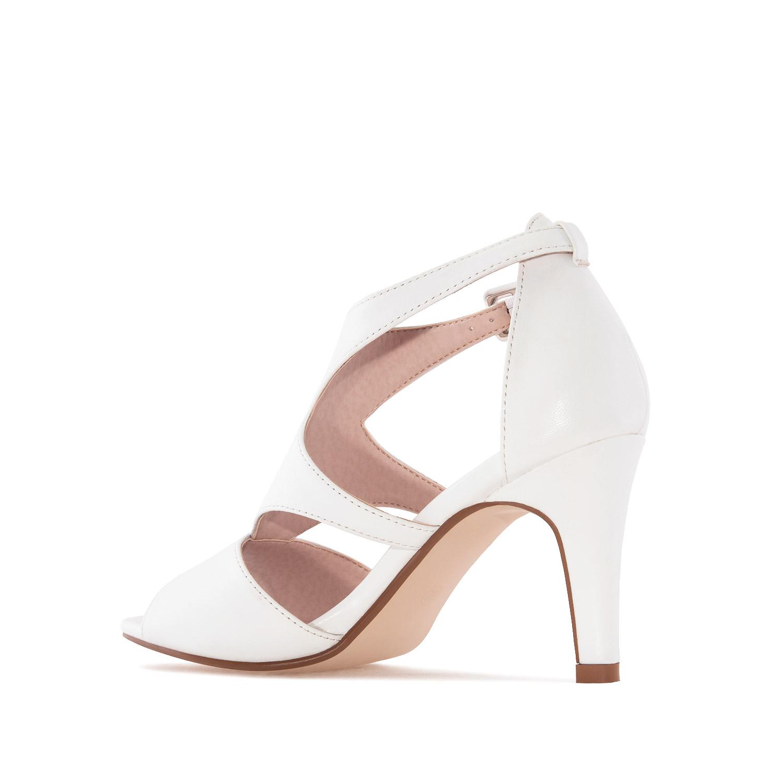Sandalias en Soft Blanco