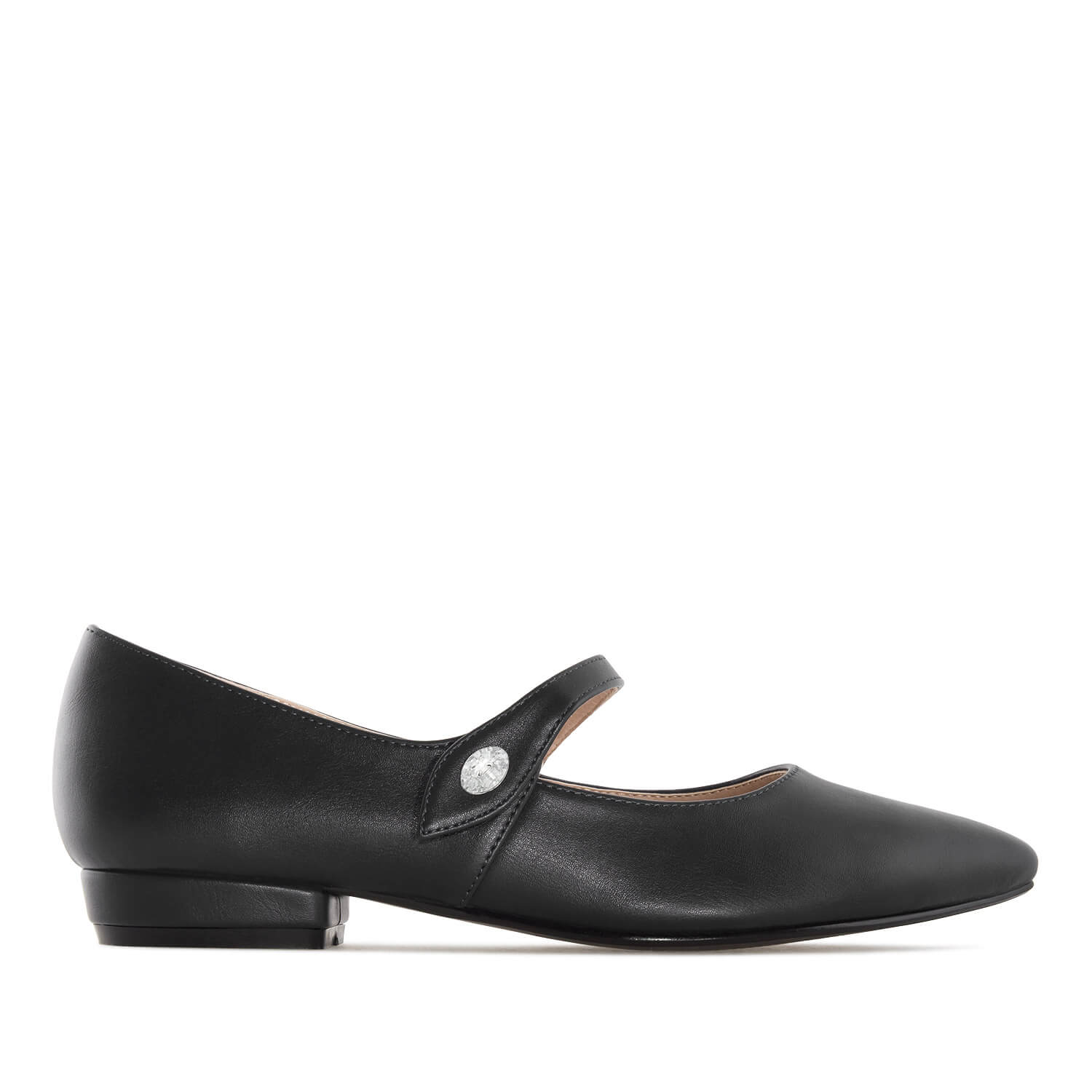 Bailarina Mary Jane Soft Negro