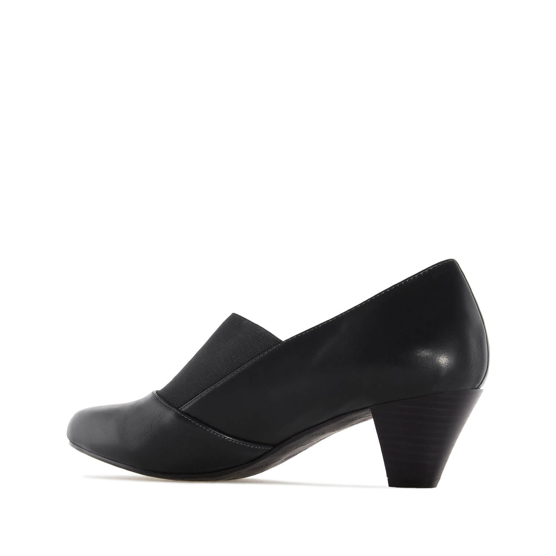 Salon en soft Negro elastico