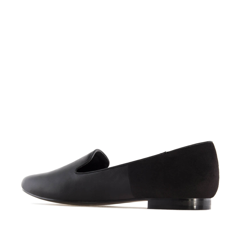 Slipper Combinado Negro