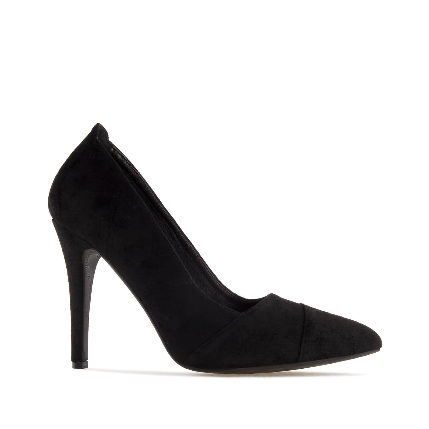 e7d16ae0621 Black Suede Stilettos - Women
