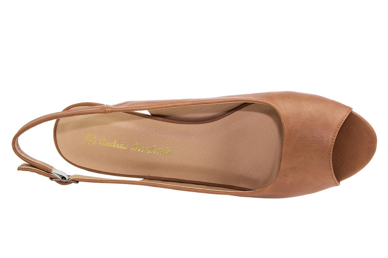 Sandalias en Soft Tostado