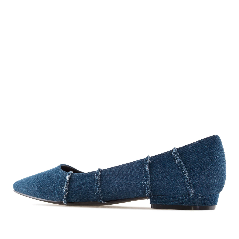 Bailarina Tejido Jeans