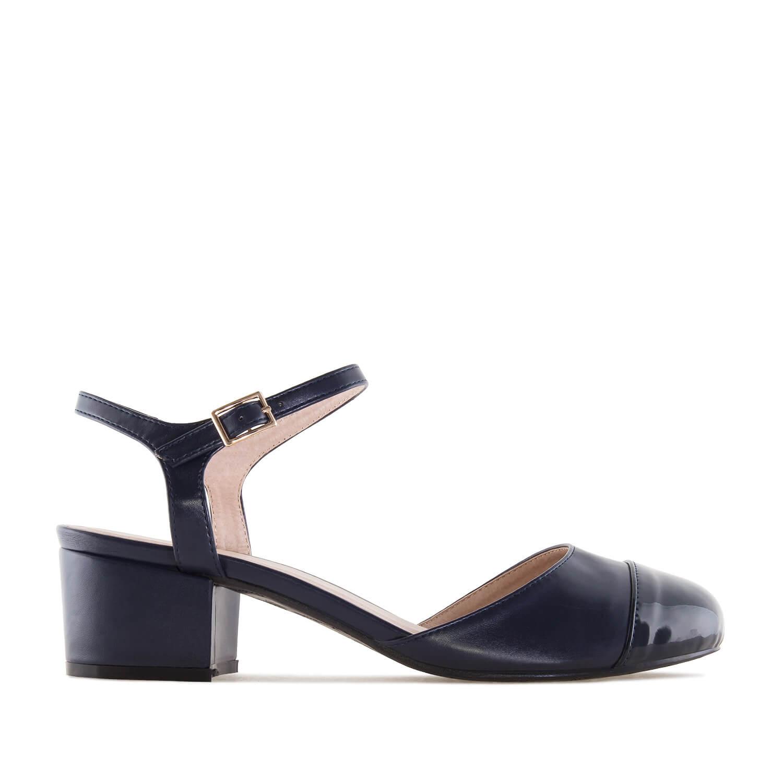 Zapato destalonado Soft Marino